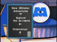 Monsters Inc Dvd Menu Disc 1